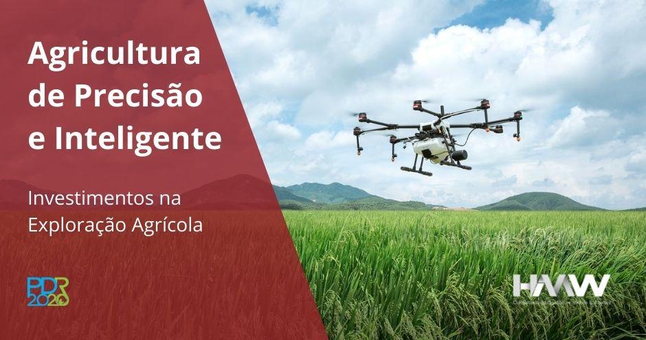 Agricultura de Precisão e Inteligente